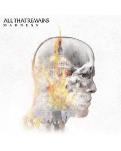 ALL THAT REMAINS - Madness / CD