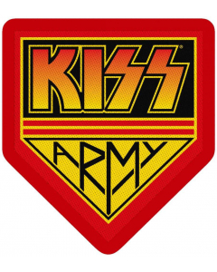 KISS - Kiss Army Badge / Patch
