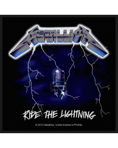 Ride The Lightning / Patch
