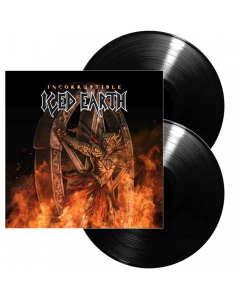 ICED EARTH - Incorruptible / BLACK 2-LP