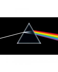pink floyd - dark side of the moon - flagge - napalm records