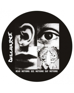 Hear Nothing See Nothing Say Nothing / PICTURE LP