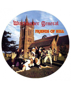 Friends Of Hell / PICTURE LP