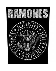 Classic Seal Backpatch