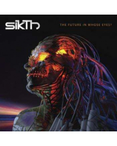 The Future In Whose Eyes? / Digipak CD
