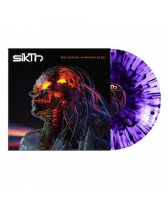 SIKTH - The Future In Whose Eyes? / PURPLE LP