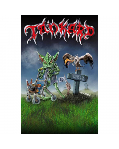 tankard - one foot in the grave - flagge - napalm records