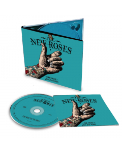 THE NEW ROSES - One More For The Road / Digipak CD
