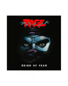 Rage album cover Reign Of Fear