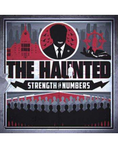 THE HAUNTED - Strength In Numbers / Mediabook CD + Stickers