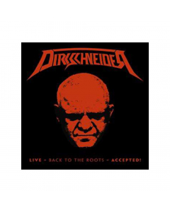 Live - Back To The Roots - Accepted! Digipak 2-CD + DVD
