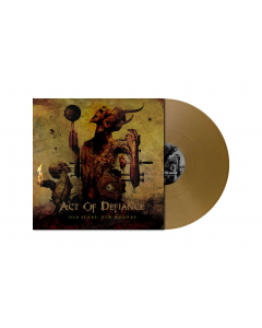 Old Scars, New Wounds / GOLDEN LP