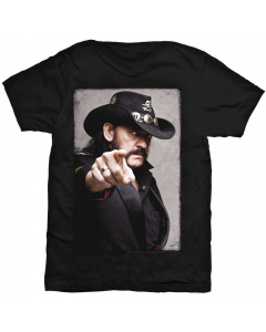 Pointing Photo / T-Shirt