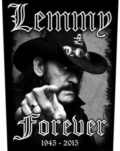 Forever / Backpatch