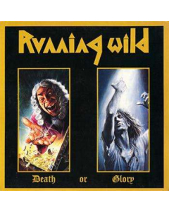 RUNNING WILD - Death Or Glory - Expanded Version / Digipak 2-CD
