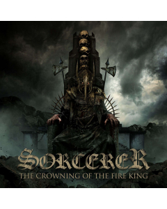 SORCERER - The Crowning Of The Fire King / CD