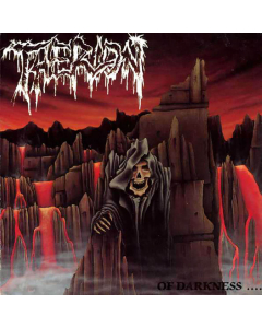 THERION - Of Darkness / BLACK LP