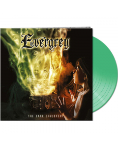 The Dark Discovery / CLEAR GREEN LP Gatefold