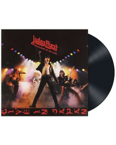 Unleashed In The East / BLACK LP