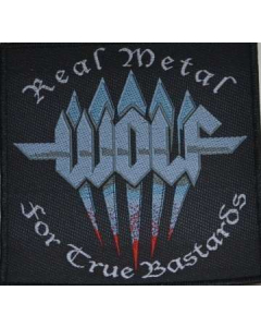 Real Metal / Patch