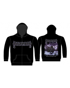 DISSECTION - Storm Of The Lights Bane / ZIP HOOD