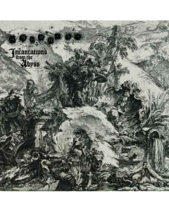 QRIXKUOR - Incantations From The Abyss / CD