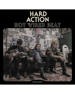 HARD ACTION - Hot Wired Beat / CD