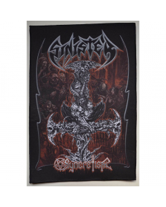 SINISTER - Syncretism / Backpatch