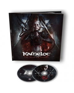 KAMELOT - The Shadow Theory  / EARBOOK