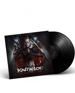 48430 kamelot the shadow theory black 2-lp power metal
