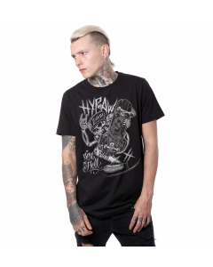 HYRAW - Ride in Hell / T-Shirt