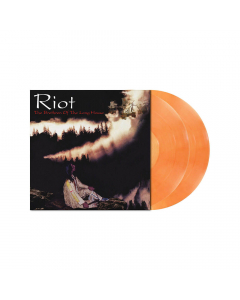 RIOT - The Brethren Of The Long House / CLEAR SALMON PINK LP
