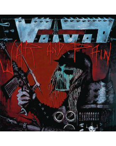 Voivod album cover War And Pain