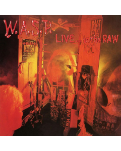 49565 w.a.s.p. live in the raw digipak cd heavy metal