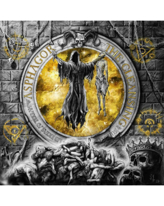 ASPHAGOR - The Cleansing / CD