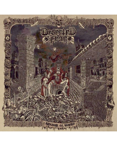 DESERTED FEAR - Kingdom of Worms (RE-Issue 2018) / CD