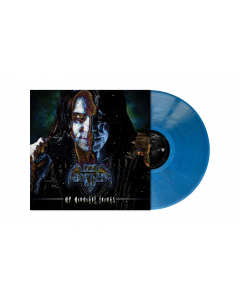 My Midnight Things / CLEAR PACIFIC BLUE MARBLED LP