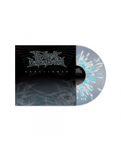 Unhallowed CLEAR WHITE TURQUOISE SPLATTER LP