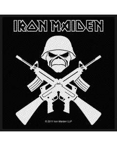 IRON MAIDEN - A Matter Of Life And Death / Patch