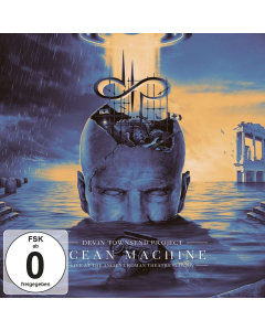 DEVIN TOWNSEND PROJECT - Ocean Machine - Live at the Ancient Roman Theatre / Digipak 3-CD + DVD