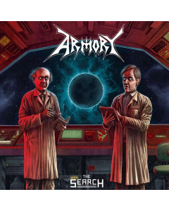 ARMORY - The Search / CD