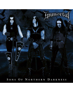 IMMORTAL - Sons Of Northern Darkness / CD