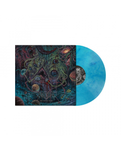The Outer Ones CLEAR WATER BLUE Marbled LP