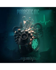 PARASITE INC. - Dead and Alive / CD