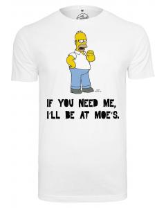 THE SIMPSONS - Moes Tee / T-Shirt