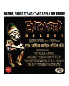 entombed to ride shoot streigt and speak the truth ecolbook cd