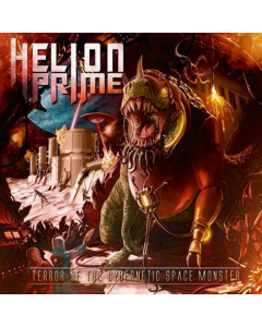 Terror Of The Cybernetic Space Monster / CD