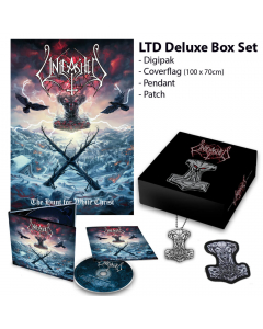 52432 unleashed the hunt for white christ deluxe box death metal