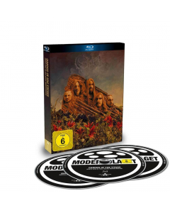 Garden Of The Titans Live Blu-Ray + 2-CD