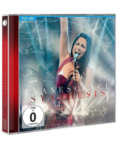 Synthesis Live / Blu-Ray + CD